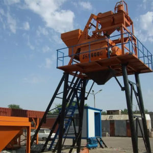 Concrete Batching Plant with Factory Price (Hzs50) pictures & photos