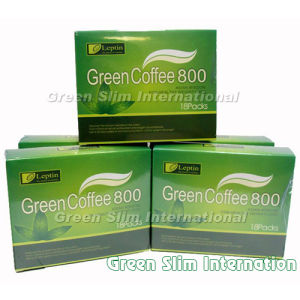 Green Coffee 800 Leptin Slimming Coffee (GST008)