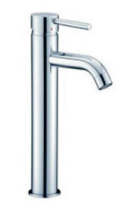 Bathroom Hight Basin Tap with Watermark (FA-F0034) pictures & photos
