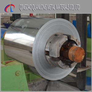 ASTM A653 Z100 Cold Rolled Galvanized Steel Coil pictures & photos