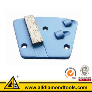Grinding Head Diamond Tools, PCD Trapezoid Plate pictures & photos