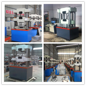 Digital Display Hydraulic Universal Testing Machine pictures & photos