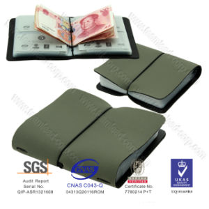 High Quality Hot Sell Neoprene Card Case Business Card Holder Bussiness Card Wallet for Promotional pictures & photos