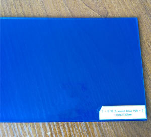 Diamond Blue Laminated Safety Glass pictures & photos