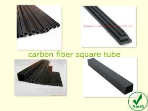Anti-Corrosion Carbon Fiber Square Tube pictures & photos