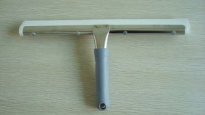 Stainless Steel Handle EVA Window Squeegee pictures & photos