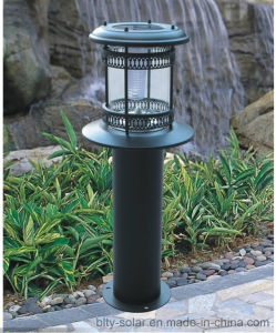 2.5W Mono/Poly Waterproof Solar Lawn Lamp pictures & photos