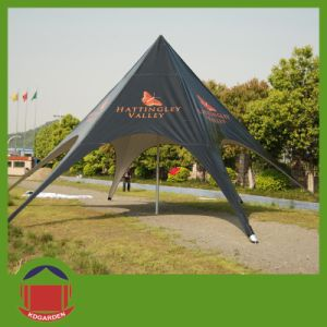 Star Tent Shade with Printing pictures & photos