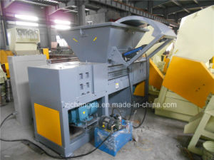 Plastic Double Shaft Shredder pictures & photos