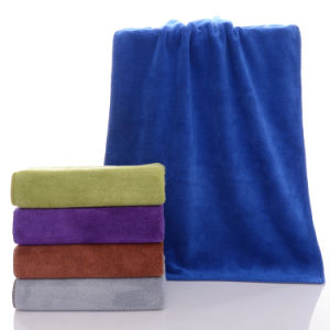 Ultra Absorbent Quickly Dry Cleaning Microfiber Towel