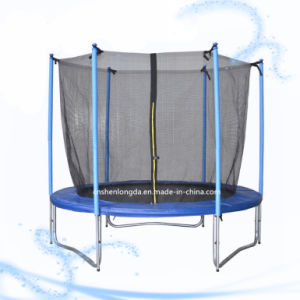 Sld8FT Backyard Roun Trampoline for Family, Fitness Trampoline pictures & photos