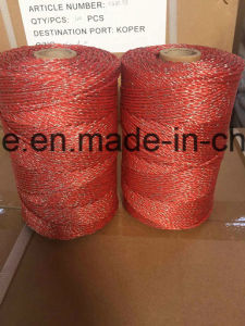 Wire Polyrope Electric Fencing Rope Used for Farm pictures & photos