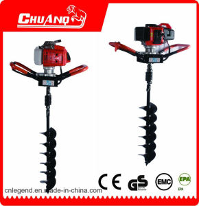 Manual Earth Auger Metal Drilling Machine pictures & photos