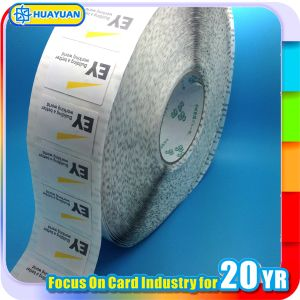 Chip encoding Ntag215 RFID NFC Sticker Label in Roll pictures & photos