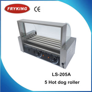 5 7 9 11 Roller Hot-Dog Roller with Cover pictures & photos