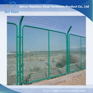 Highway Isolation Fence Made by Steel pictures & photos