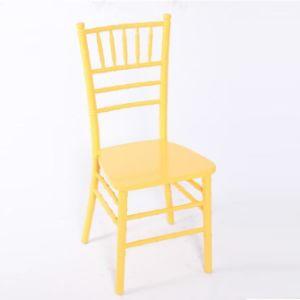 China Mahogany Solid Wood Chiavari Balllroom Wedding Chair Manufacturer pictures & photos