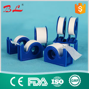 Non-Woven Paper Surgical Tape with Dispenser pictures & photos