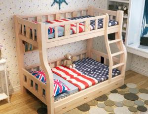 Solid Wooden Bed Room Bunk Beds Children Bunk Bed (M-X2214) pictures & photos