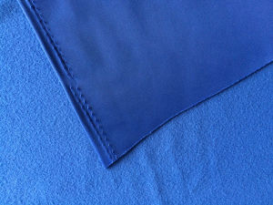 High Quality 100% Polyester 200GSM Tricot Fabric for Jogging Garment (SR-F170515) pictures & photos