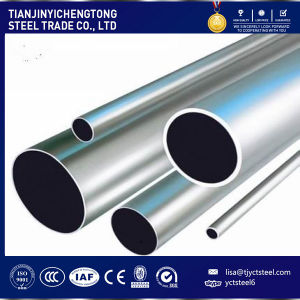 Seamless TP304 Tp316 Tp321 Stainless Steel Tube pictures & photos
