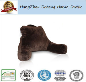 Debang Home Foam Filled Reading Pillow pictures & photos