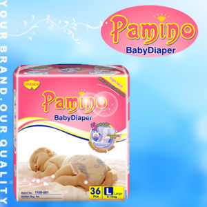 Cheap Baby Diaper in Stock pictures & photos