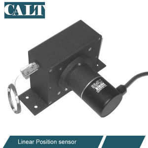 Cable Extension Displacement Sensor CWS360, Wire Draw Position Encoder