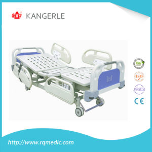 Five-Function (A6-2) Electric Medical Bed/Hospital Bed pictures & photos