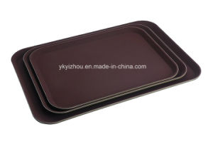 Fiberglass Non Slip Serving Tray for Pub pictures & photos