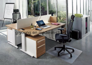 High Quality Wooden Workstation Desk Group Table Office Furniture pictures & photos