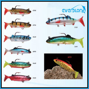 All Type of Lead Fishing Lure Soft Lure pictures & photos
