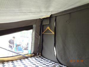 Ripstop Canvas Folding Camper Trailer Tents Sc01 pictures & photos