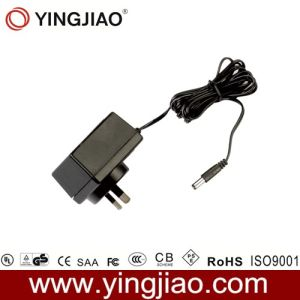 3W Plug AC DC Adaptor with UL pictures & photos