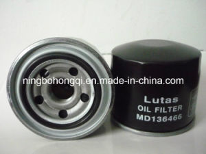 Oil Filter Md136466 for Mitsubishi pictures & photos