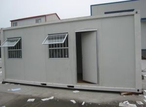 Prefabricated Container House (DG5-062) pictures & photos
