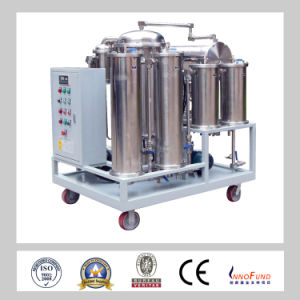 Zt Swith Oil Purifier Phosphate Ester Fire Resistant Oil Filtration Dirty Oil Filtration System pictures & photos