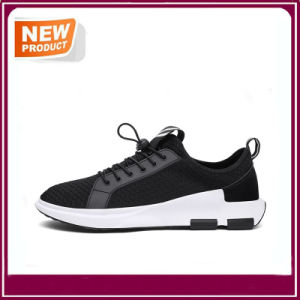 Casual Fashion Sneakers Breathable Athletic Sports Shoes pictures & photos