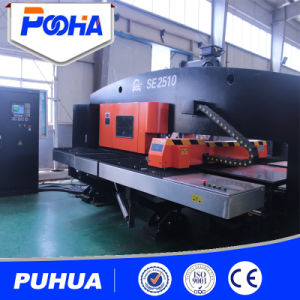 High Speed Electric Servo Type CNC Punching Machine pictures & photos