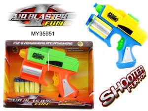 EVA Bullet Toy Gun, EVA Soft Bullet Gun, Shoot Game, Outdoor Toys (MY35951)
