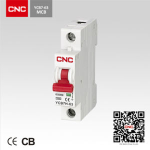 Miniature Circuit Breaker (YCB7H-1P) pictures & photos