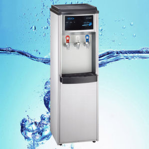 Hot-Ambient-Cold Pou Water Dispenser pictures & photos
