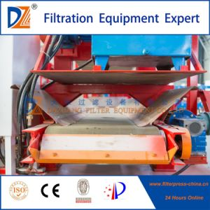 Membrane Filter Press with Trip Tray pictures & photos