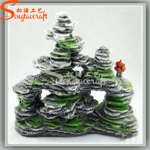 Competitive Price Home Decoration Artificial Stone Waterfall (AF004) pictures & photos