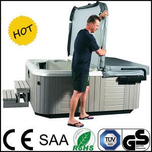 USA Aristech Acrylic SPA Whirlpool Portable Bathtub 6 Person pictures & photos