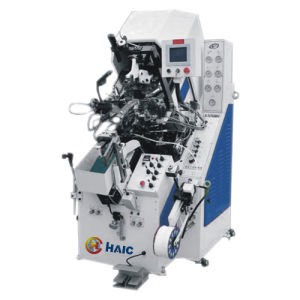 Auto-Cementing Computerized Toe Lasting Machine (HC-2B9)
