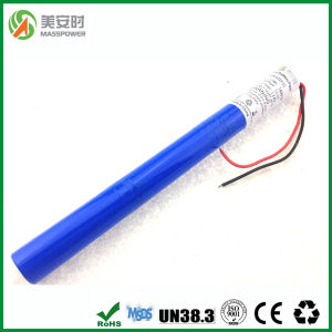 11.1V 2200mAh Battery Pack pictures & photos