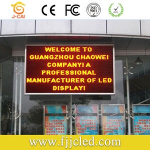 Epistar Monochrome Yellow LED Sign Board on Sale pictures & photos
