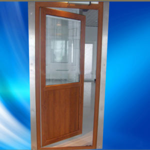 PVC/ UPVC Profile Casement Door