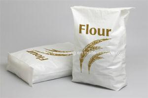 PP Woven Bag Wheat Flour Bag pictures & photos